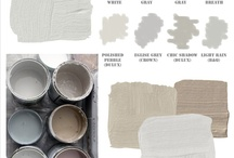 Color Schemes, Palettes and Hues / by Lisa Attarian