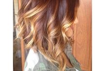 HairStyles&Colors / by Danielle Gonzales