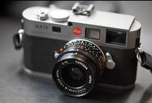Cacharros fotográficos / Cámaras, objetivos... esos que están en la lista de deseos de cualquier fotógrafo