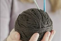 Crochet/Knitting / by Theresa ***