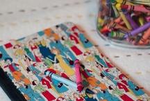 Craft: Kids crafts / by Michelle .