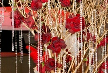 Red, burgundy & maroon Decor / by Shaadi Bazaar