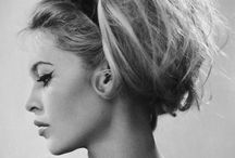 UpDos / from sleek chignons to messy buns this is all above the nape