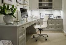 HomeOffice / exploring the perfect at home work spaces