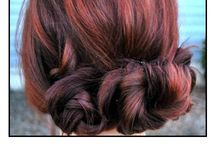 Hair, Makeup & Nails  / by Tiffany Armstrong