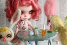 A doll's life / Dolls, dolls and dolls! (specially Blythe)