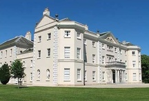 SALTRAM HOUSE / Saltram House, a National Trust George II mansion, is at Plympton, Plymouth, Devon.  About 47 miles (1hr 25 mins) from us.