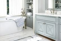BathroomLuxury / the perfect place to escape, luxuriate and pamper the fabulousness that is you
