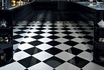 TotallyFloored / a fabulous interior begins at floor level... it creates the tone for a memorable impression