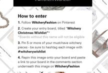 Witchery Christmas Wishlist / by Ang Green