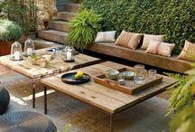 GARDENS / Interior design inspiration for project house renovation: the garden of plenty