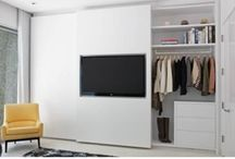 WARDROBES / Some ideas to store pretty things