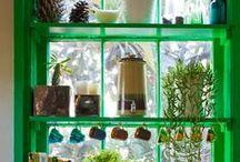 Inspira - Minha casa / Inspirações para a decoração da minha casa.