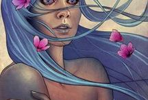 Jenny Frison art