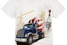 Kids Love Trucks / Trucks, monster trucks, construction trucks, tractors and farm equipment crafts, decor, outfits, lessons and inspiration for kids of all ages.