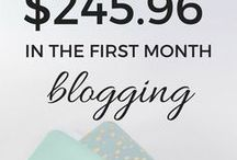 Blogging for Money - Tips & Tricks / Tips and strategies on how to monetize your blog!