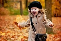 """Autumn's Pleasures~ / """"Listen! The wind is rising, and the air is wild with leaves, We have had our summer evenings, now for October eves!"""" - Humbert Wolfe."""