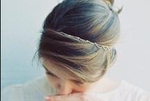 hair cuts&styles / by Jenna Vreeland