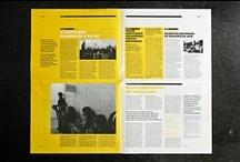 Print & Graphic Design / by Clara Quinteros