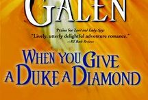 When You Give a Duke a Diamond / First in the Jewels of the Ton series  Release Date: September 1, 2012