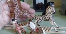 Doll House Items / Please visit my Etsy shop.  http://www.etsy.com/shop/LynnJowers