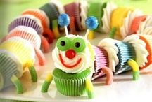 Fun food for kids! :)  / by Laura Smith