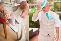 """Get """"Groom""""ed: Wedding Attire / A board focusing on men's wedding attire / by Mens-Wedding-Rings.com"""
