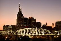 Nashville Happenings / There is always something going on in Nashville. Live music, art exhibits, festivals, family fun, food & drink events, fashion shows, sports events and so much more. / by Visit Music City