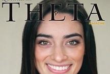 Kappa Alpha Theta Magazine / Articles and issues of The Kappa Alpha Theta Magazine, published since 1885. #theta1870