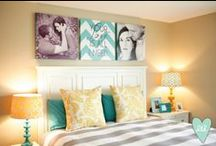 Bedrooms / by Courtney McHenry