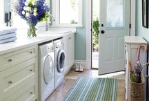 Laundry Rooms & Mud Rooms / by Courtney McHenry