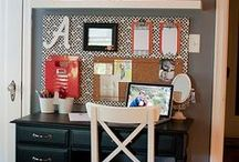 Home Office / by Courtney McHenry