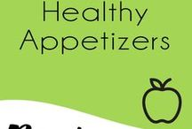 "Healthy Appetizers {Crowd Pleasers without the Calories} / Ditch the high-calories appetizers at your need dinner party and try some healthy alternatives.  These healthy appetizer recipes are sure to be crowd pleasers.  Let me know what you think by clicking the ""Tried it button"" and leave a comment on any of the recipes."