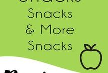"Snacks, Snacks and More Snacks / I love snacks and always have some handy.   This board is full of healthy pack and go snack recipes that will satisfy any craving.  Let me know what you think by clicking the ""Tried it button"" and leave a comment on any of the recipes."