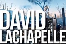 DAVID LA CHAPELLE   THE WORLD THROUGH MY BENZEDRINE EYES / by Piotr Bucki
