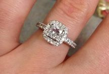Engagement Rings / by Courtney McHenry