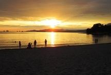 Sunsets / Beautiful sunsets
