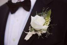 Wedding Day Accessories for Grooms / by Mens-Wedding-Rings.com