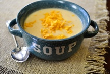 Soup Nazi / Soup, soup and more soup.  Get it? The Soup Nazi from Seinfeld.  No Soup for you. 1 year. / by Melanie Marino Spindler