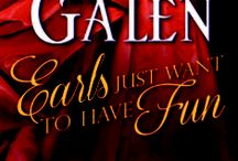 Earls Just Want to Have Fun / Book #1 in Covent Garden Cubs series / by Shana Galen