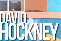 DAVID HOCKNEY   THE SOLITARY FEELING / by Piotr Bucki