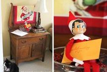 Elf on a shelf! / by Hayley Jo Kime