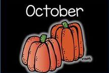 October - Kindergarten Fun