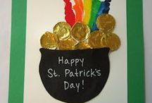First Grade - SPRING/ST. PATRICK'S DAY / by Laura Smith