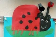 First Grade - INSECTS / by Laura Smith