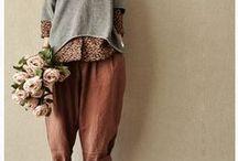 много красоты / как красит одежда женщину