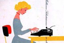 Typewriter Art / all mediums
