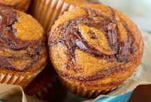 Muffins and Quick Breads / Eat them for breakfast, as a snack, or as dessert -- muffins and quick breads are good any time of day! Find the best muffin recipes and quick bread recipes here! / by Elizabeth LaBau @ SugarHero.com
