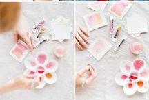 Techniques   Watercolor