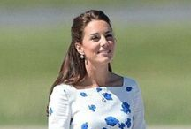 Kate Middleton, Duchess of Cambridge / Fun and fashion / by Shana Galen